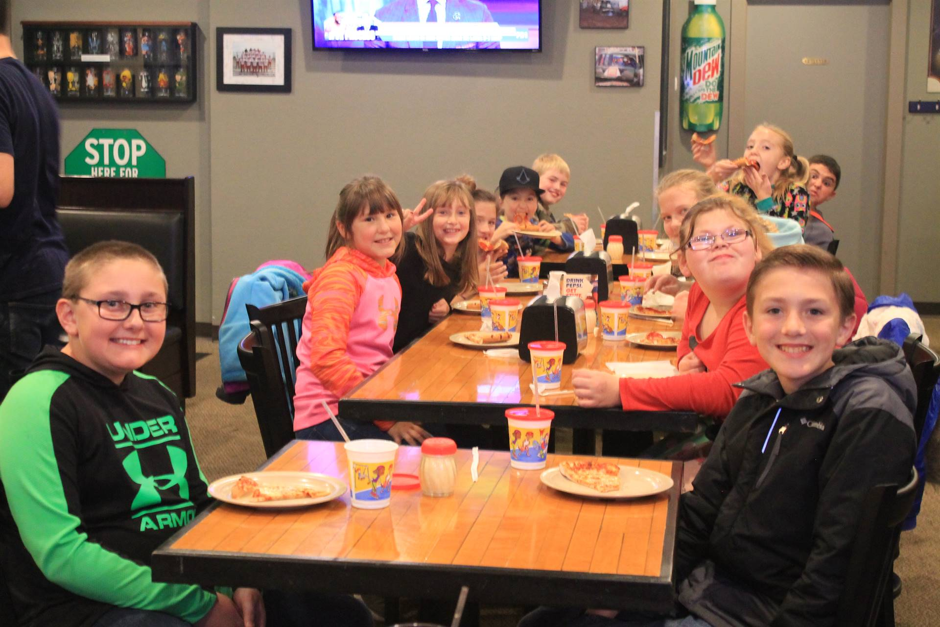 Elementary Fundraiser Pizza Lunch