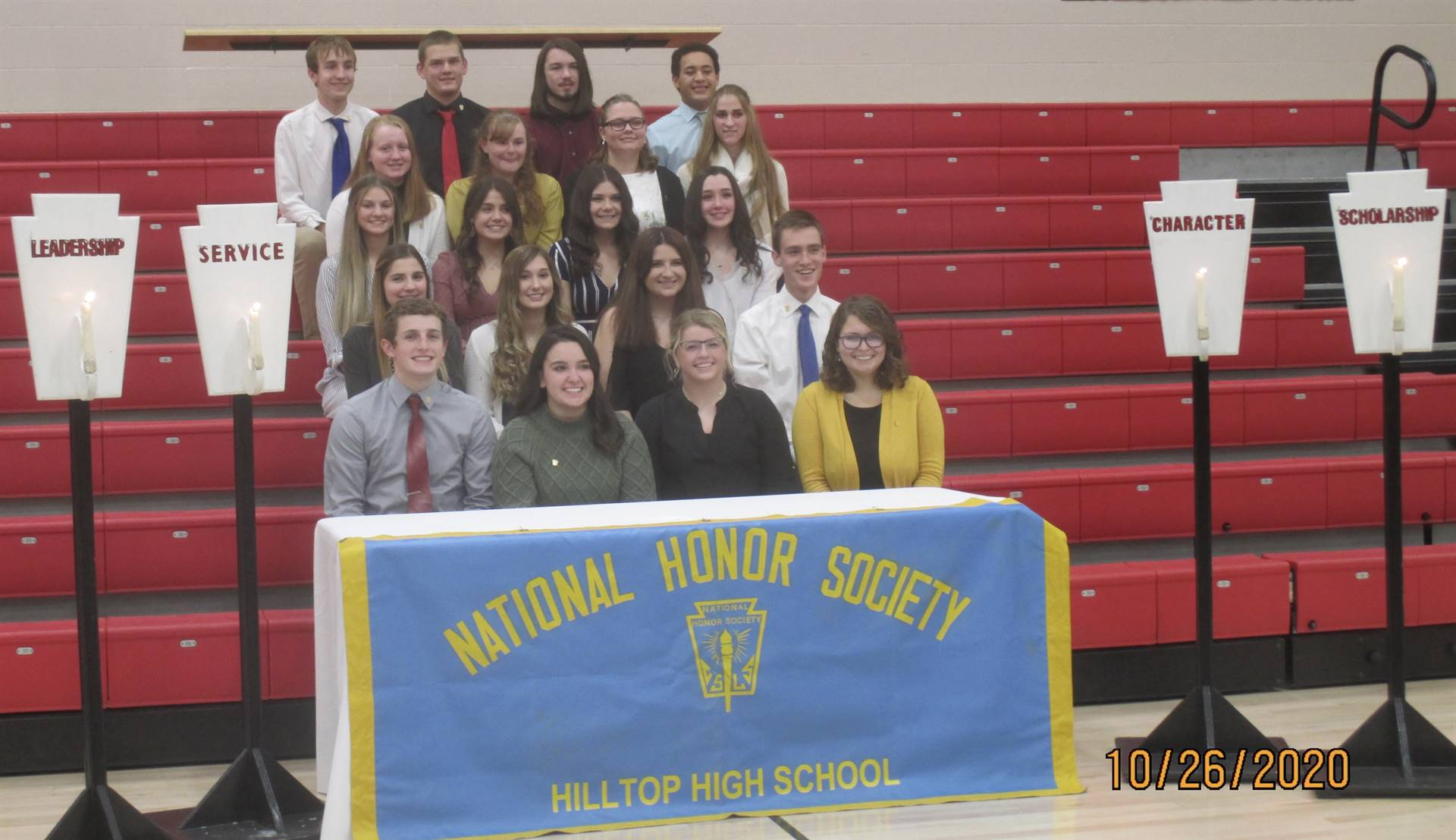 National Honor Society for 20-21