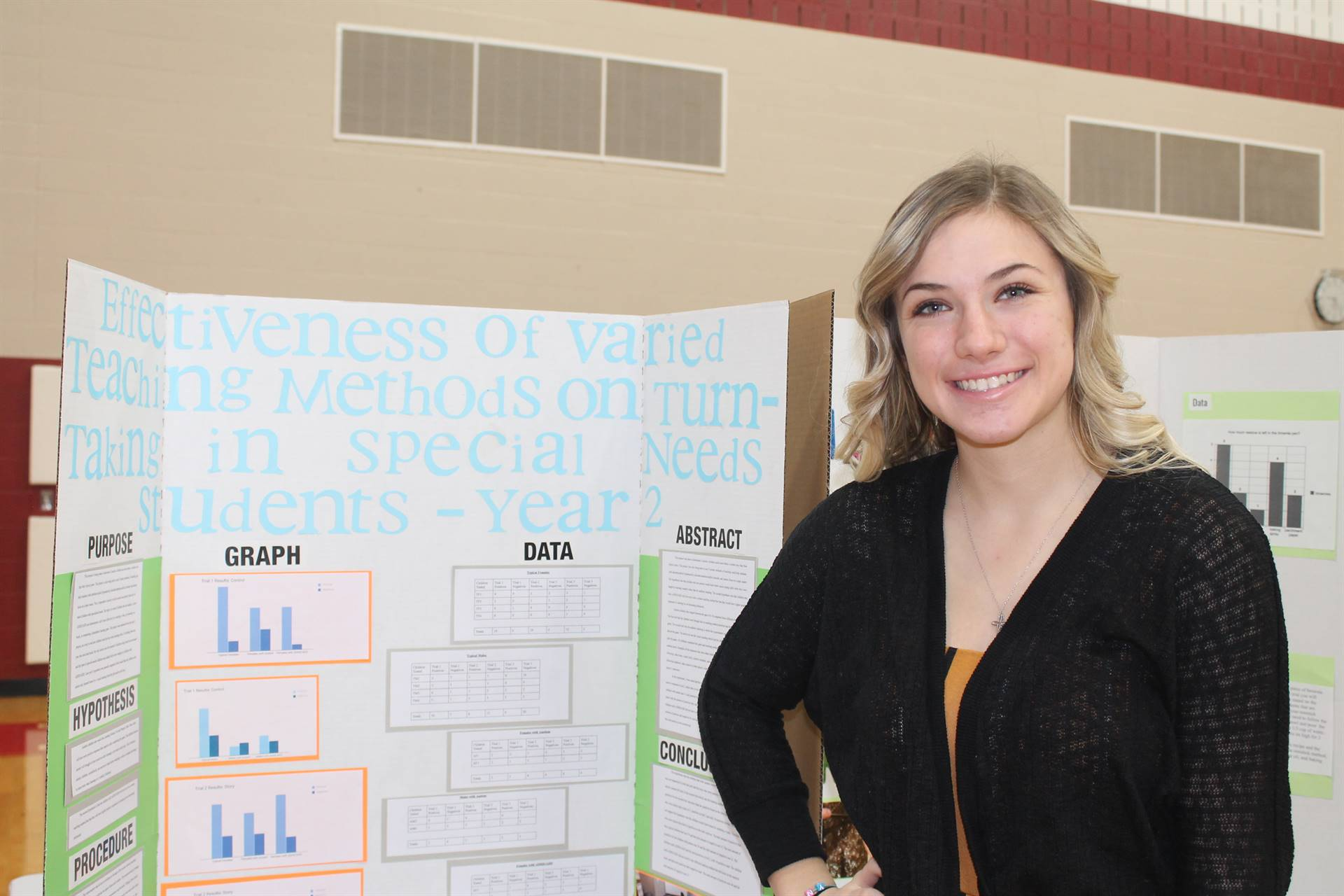 Hilltop Science Fair